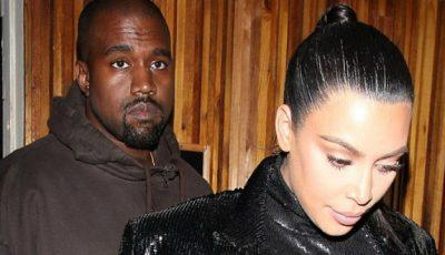Nu ține cont că e gravidă? Ținuta lui Kim Kardashian de la ultima apariție!