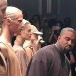 Foto: Prețuri anormale la colecția lui Kanye West!