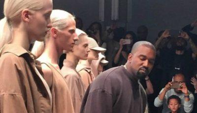 Prețuri anormale la colecția lui Kanye West!