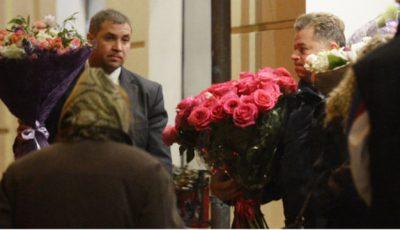 Sobceak și-a sărbătorit ziua de naștere în compania oligarhilor din Rusia!