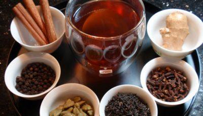 Ceaiul indian de condimente sau Masala Chai pentru o imunitate de fier