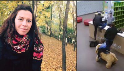 Soția lui Iurie Ciocan reacționează la video-ul controversat apărut în presă!