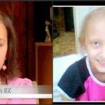 Foto: Uimitor! O fetiță s-a vindecat  de cancer prin alimentație
