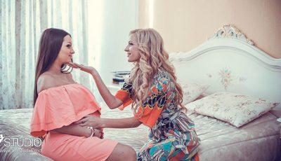 Exclusiv! Irina Bivol va deveni bunică!