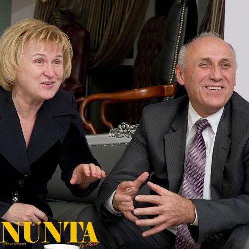 Gheorghe și Ana Avornic
