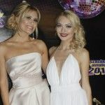 Foto: Gloria Gorceag a plagiat modelul rochiei unei vedete din Rusia!