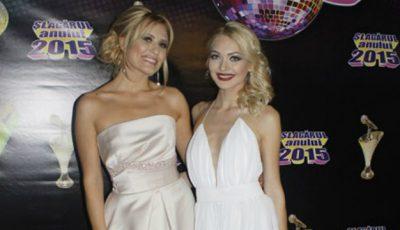 Gloria Gorceag a plagiat modelul rochiei unei vedete din Rusia!