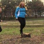 Foto: Cum slăbești inteligent și rapid! Sfaturi de la instructorul Alina Ghelețchi și participanta Natalia Stoicova