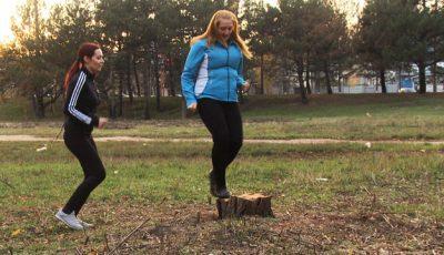 Cum slăbești inteligent și rapid! Sfaturi de la instructorul Alina Ghelețchi și participanta Natalia Stoicova