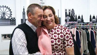 Și bărbații plâng câteodată…când își văd soțiile cu un nou look!