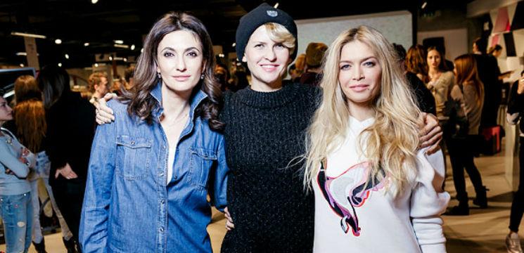 Foto: Polina Gagarina, Vera Brejneva și alte vedete la prezentarea Reebok Ventilator și Yeka Haski