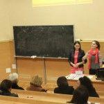 """Foto: Profesorii de la Universtitatea """"Ion Creangă"""" au avut parte de o lecție de sport și nutriție marca Unica Sport!"""
