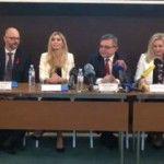 Foto: Vera Brejneva a venit în Chișinău pentru o cauză nobilă!