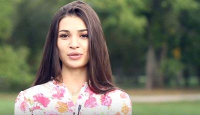 Miss Moldova 2015, cu lecția de engleză neînvățată!