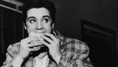 Cum arată un sandviș de 8000 de calorii! Elvis Presley a zburat 1200 de kilometri pentru a-l savura