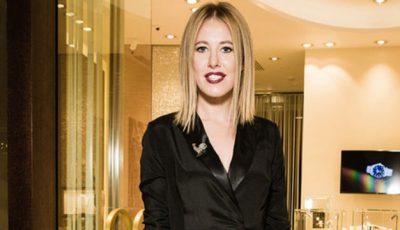 Xenia Sobceak a vizitat Egiptul în ajunul catastrofei aeriene!