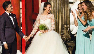 Cea mai populară pereche de fotobloggeri s-a căsătorit în prezența a 500 de invitați!