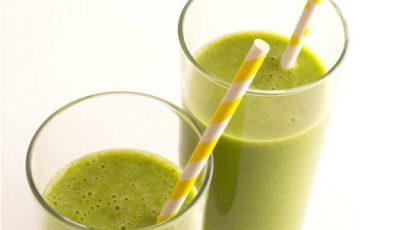 Sucul verde care te scapă de grăsimea abdominală!