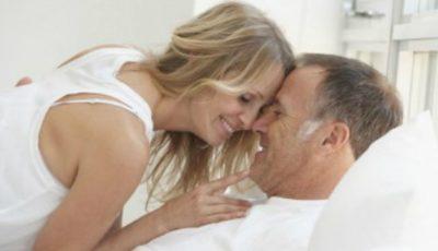 Sex cu un bărbat de 40 de ani. Ce trebuie să știi!