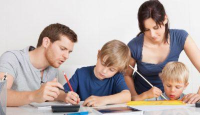 Ajută copilul să înfrângă frica de școală