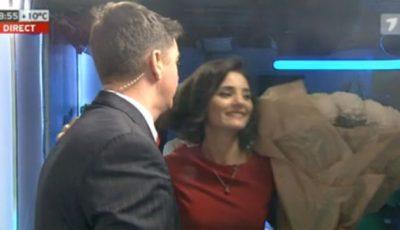 De ziua ei, Lilu a fost felicitată în emisie directă!