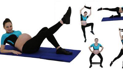 6 exerciții pentru o naștere ușoară!