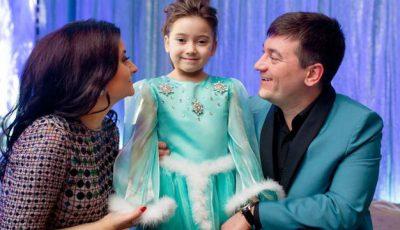 Scrisoare către Moş Crăciun: Ce îşi doreşte fiica Corinei Ţepeş şi a lui Costi Burlacu