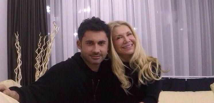 Foto: Ludmila Bălan n-a putut păstra secretul lui Dan Bălan!