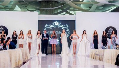 O moldoveancă e Miss România 2015!