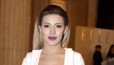 Decolteul Nicoletei Nucă a făcut senzație la Elle Style Awards