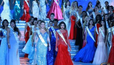 Ea este Miss World 2015!