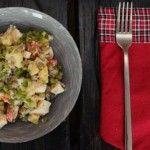Foto: Rita Ursalovschi îți propune o rețetă sănătoasă de salată olivier