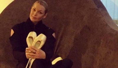Anastasia Volocikova, într-un costum scandalos! Ce mizerie, o rușine pentru baletul nostru