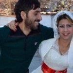 Foto: A plătit 5000 de dolari ca să se însoare cu o refugiată din Siria!