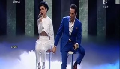 Moldoveanca era cât pe ce să ia premiul mare la X Factor!