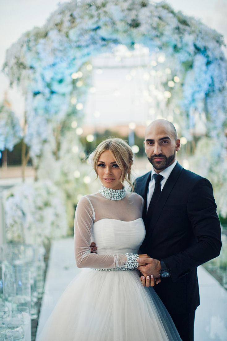 Anna Hilikevici și Artur Volcov