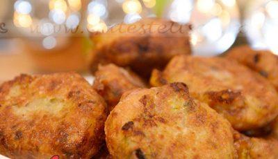 Rețetă de post! Chiftele din cartofi și orez