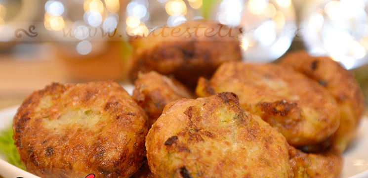 Foto: Rețetă de post! Chiftele din cartofi și orez