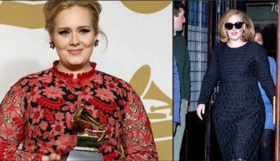 Cum slăbește Adele!