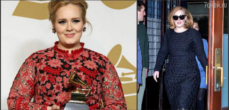 Foto: Cum slăbește Adele!