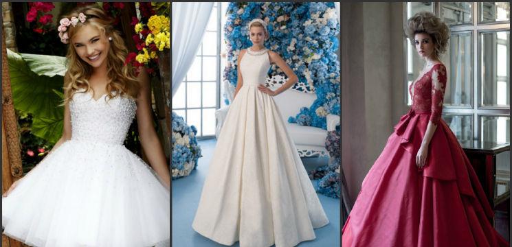 Foto: Alegem rochia de mireasă în funcție de caracter și zodie!