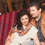 Foto: Soția lui Nicu Țărnă s-a tuns băiețește!