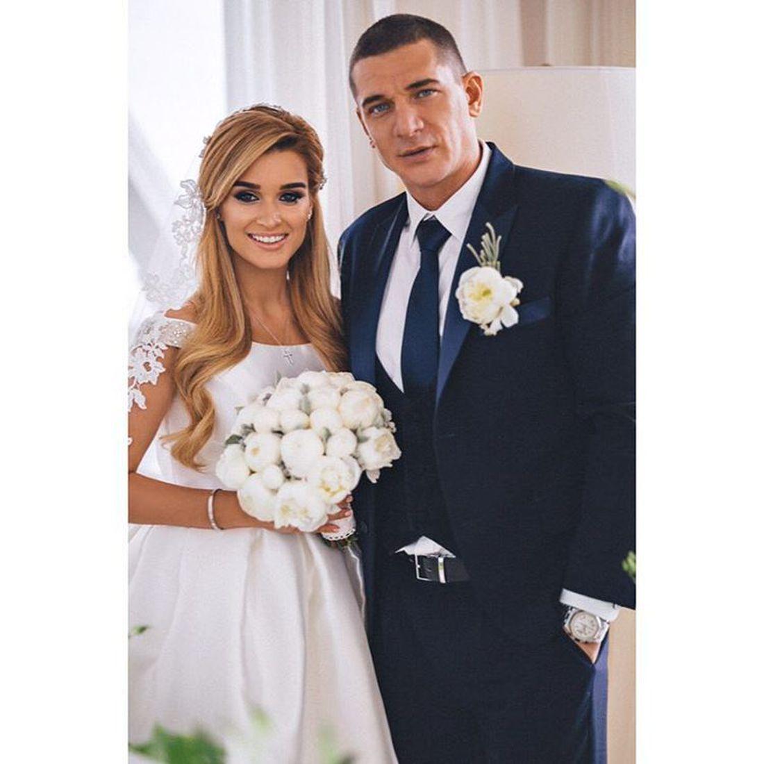 Ksenia Borodina și Kurban Omarov