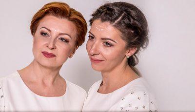 Corina și Larisa Manole provocate la sinceritate de sărbători!