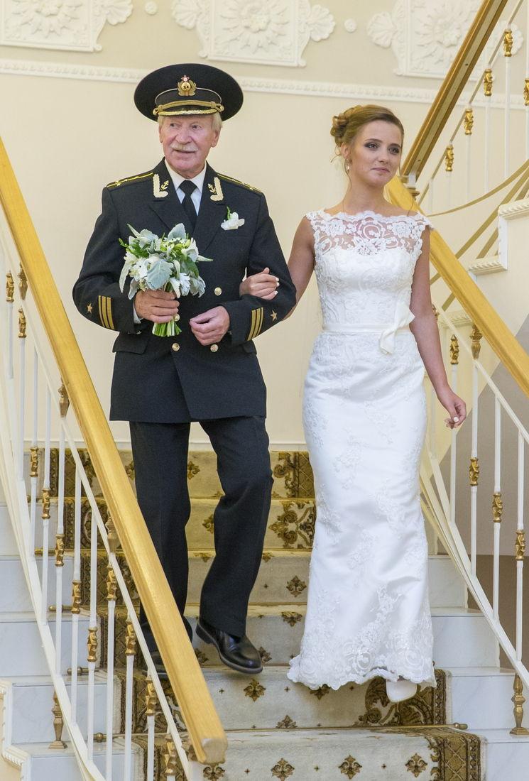 84-year-old actor Krasko weds his former student in St Petersburg