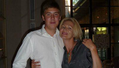 Fiul unui oligarh rus și-a omorât mama!