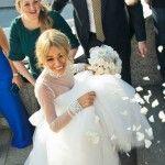 Foto: Din culisele unei nunți glamour! Cine este mireasa!
