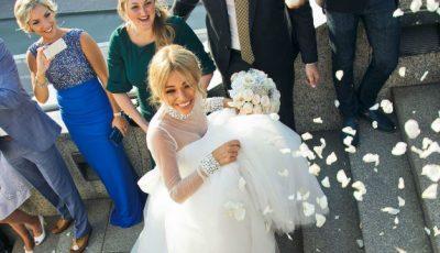 Din culisele unei nunți glamour! Cine este mireasa!