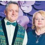 Foto: Familia Porubin la 30 de ani de căsnicie
