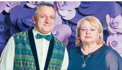 Familia Porubin la 30 de ani de căsnicie